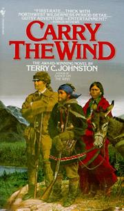 Cover of: Carry the Wind
