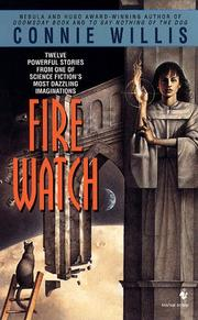 Cover of: Fire watch