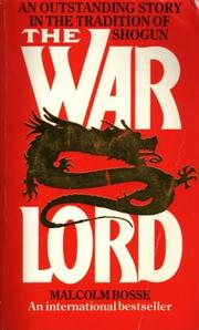 Cover of: Warlord