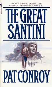 Cover of: The Great Santini