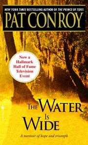 Cover of: The water is wide