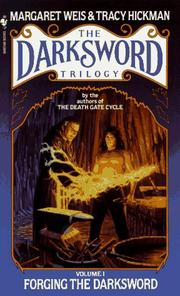 Cover of: Forging the darksword