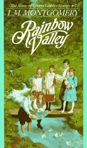 Cover of: Rainbow Valley (Anne of Green Gables, No. 7)