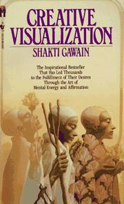 Cover of: Creative Visualization | Shakti Gawain