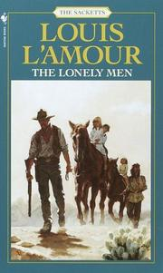Cover of: The lonely men