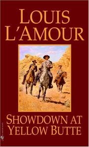 Cover of: Showdown at Yellow Butte