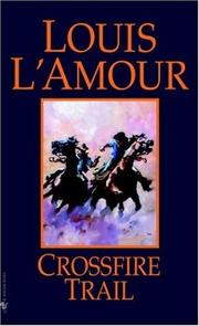 Cover of: Crossfire trail
