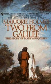 Cover of: Two from Galilee
