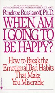 Cover of: When Am I Going to Be Happy?