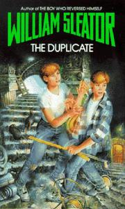 Cover of: DUPLICATE, THE