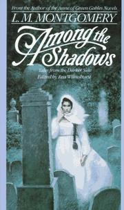 Cover of: Among the Shadows: tales from the darker side