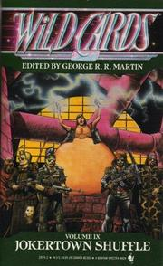 Cover of: Jokertown Shuffle | George R.R. Martin