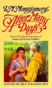 Cover of: After Many Days (Children's Continuous Series)