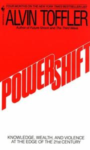 Cover of: Powershift | Alvin Toffler