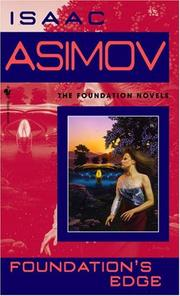 Cover of: Foundation's Edge (Foundation Novels) | Isaac Asimov