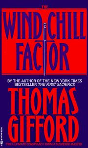 Cover of: The Wind Chill Factor