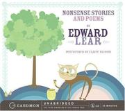 Cover of: Nonsense Stories and Poems CD