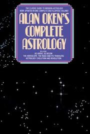 Complete astrology by Alan Oken