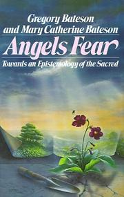 Cover of: Angels fear