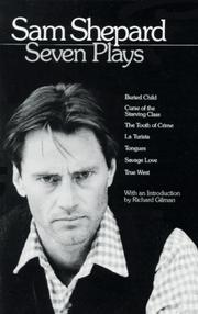 Cover of: Sam Shepard