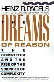 Cover of: The dreams of reason