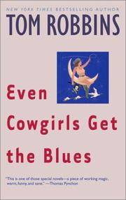 Cover of: Even cowgirls get the blues