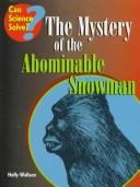 Cover of: The mystery of the abominable snowman