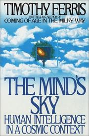 Cover of: The Mind's Sky
