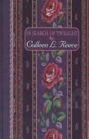 Cover of: In search of twilight