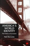 Cover of: America's world identity