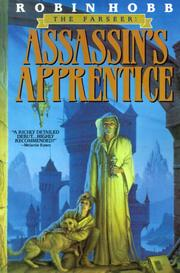 Cover of: Assassin's apprentice