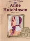 Cover of: Anne Hutchinson