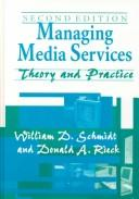 Cover of: Managing media services