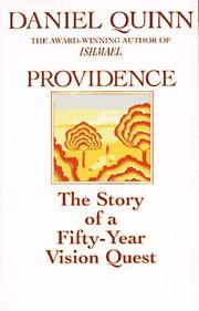 Cover of: Providence