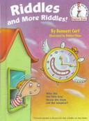Cover of: Riddles and more riddles!