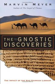 Cover of: The Gnostic Discoveries | Marvin Meyer