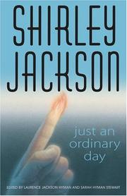 Cover of: Just an Ordinary Day | Shirley Jackson