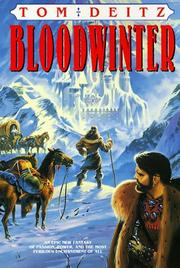 Cover of: Bloodwinter: a tale of Eron