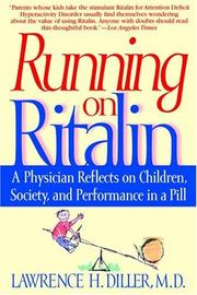 Cover of: Running on Ritalin
