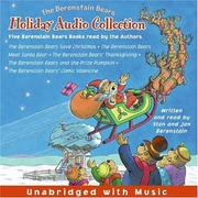 Cover of: The Berenstain Bears Holiday Audio Collection