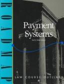 Cover of: Payment systems