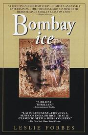 Cover of: Bombay Ice | Leslie Forbes