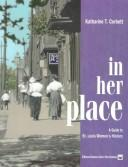 Cover of: In her place | Katharine T. Corbett