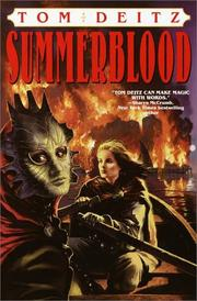 Cover of: Summerblood: a tale of Eron