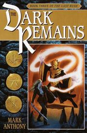 Cover of: The dark remains