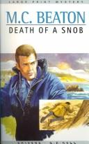 Cover of: Death of a snob