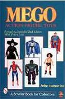 Cover of: Mego action figure toys