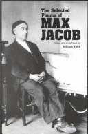 Cover of: The selected poems of Max Jacob