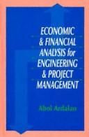 Cover of: Economic & financial analysis for engineering & project management