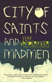 Cover of: City of Saints and Madmen